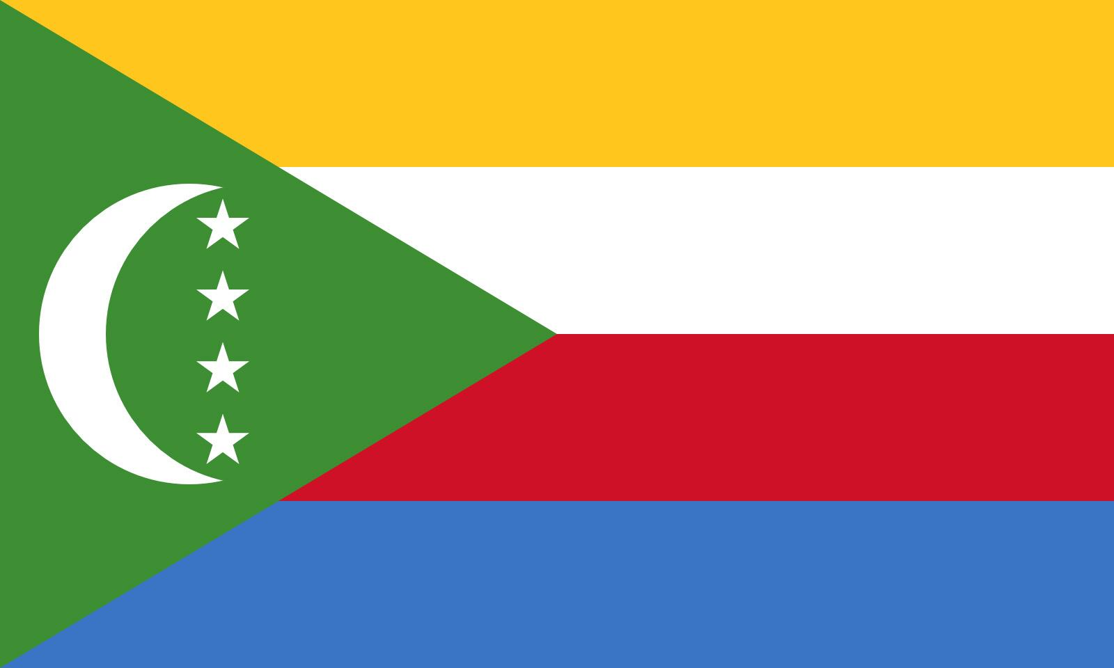 جمهورية القمر الاتحادية الإسلامية