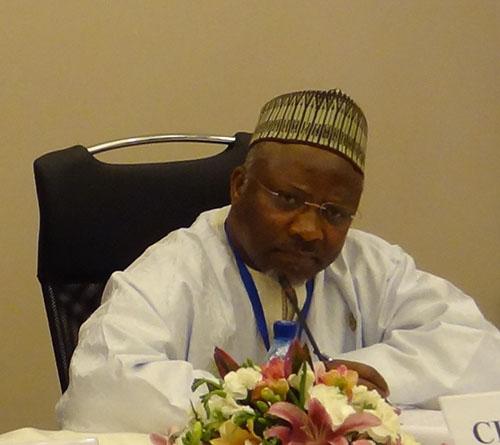 Senegal MP