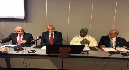 PHOTO- Le Groupe de l'UPCI tient sa réunion de consultation