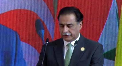 Speech of H.E. Sardar Ayaz Sadiq- Pakistan