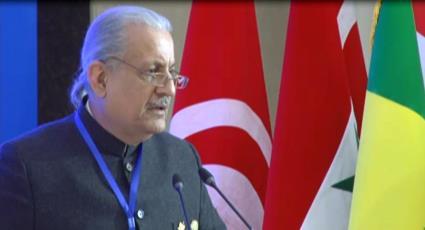 Speech of H.E. Mr. Mian Reza Rabbani