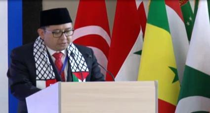 Speech of Mr. Fadi Zon- Indonesia
