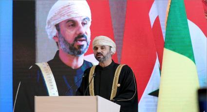 كلمة رئيس المجلس الشوری العماني، معالي الشيخ خالد بن هلال المعولي