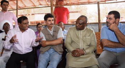 Ordeal of the Rohingya