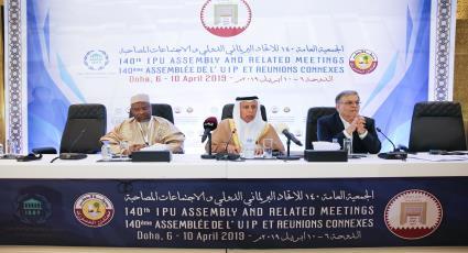 صور- الاجتماع التشاوري للمجموعة الإسلامية