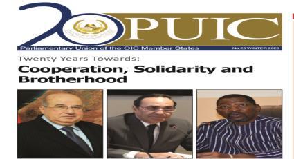 PUIC Bulletin No. 26 Winter 2020