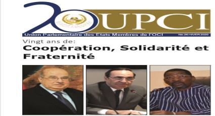 Bulletin de l'UPCI No.26 l'hiver 2020