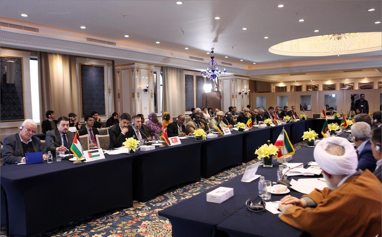 الاجتماع الثامن للجنة فلسطين الدائمة للاتحاد - 13 يناير 2018