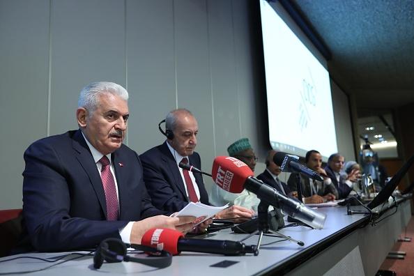 Grande Réussite Du Groupe Parlementaire Islamique Lors de la Réunion de Genève