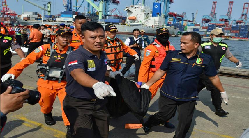 Condoléances de Secrétaire Général au Parlement Indonésien