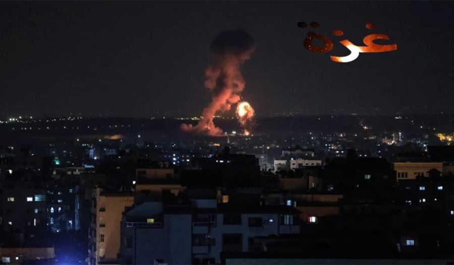 المجلس الوطني الفلسطيني يدين العدوان الإجرامي الإسرائيلي على غزة