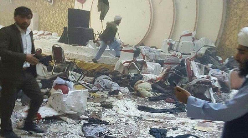 بيان من إتحاد مجالس حول تفجير كابول