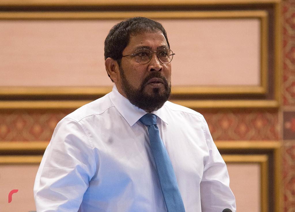 الأمين العام يهنئ رئيس برلمان المالديف