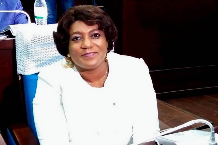 الأمين العام يهنئ رئيسة برلمان توغو
