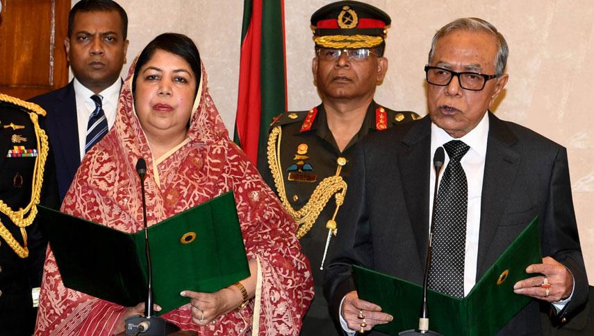 Le Secrétaire Général Félicite le Président de Bangladesh