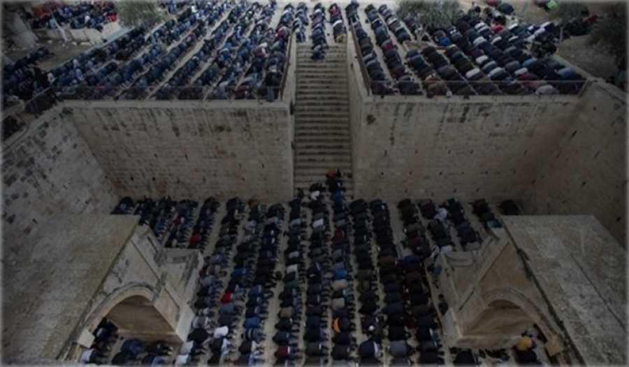 المجلس الوطني الفلسطيني يدين قرارا صهيونيا بشأن المسجد الأقصى