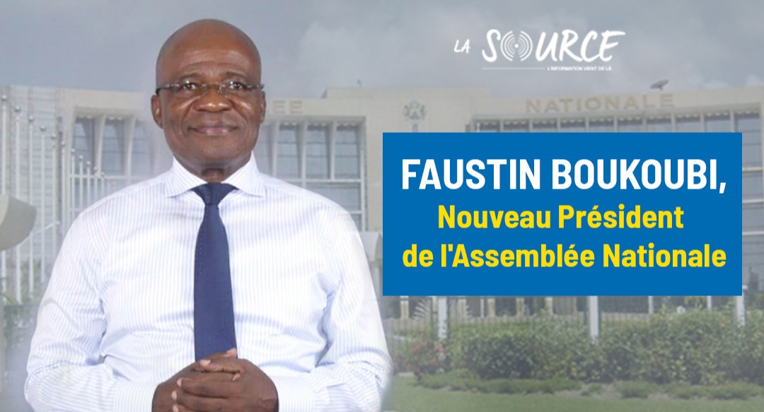 الأمين العام يهنئ رئيس برلمان الغابون
