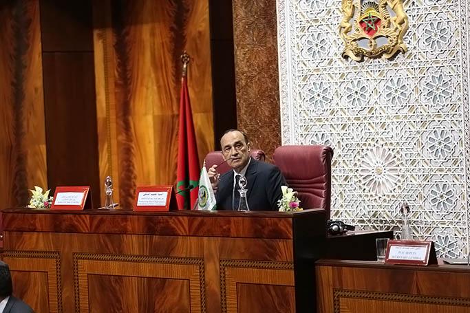 Habib El Malki: Rôle de la diplomatie Parlementaire dans la formation d'un nouvel ordre mondial