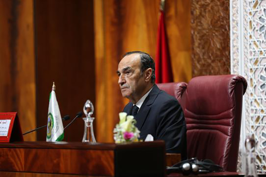 Habib El Malki, élu Président de l