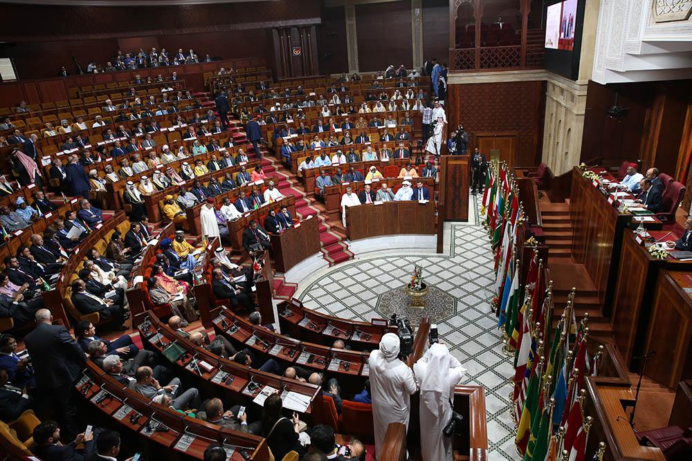 صور- الدورة الرابعة عشرة لمؤتمر الاتحاد مجالس الدول الأعضاء بمنظمة التعاون الإسلامى