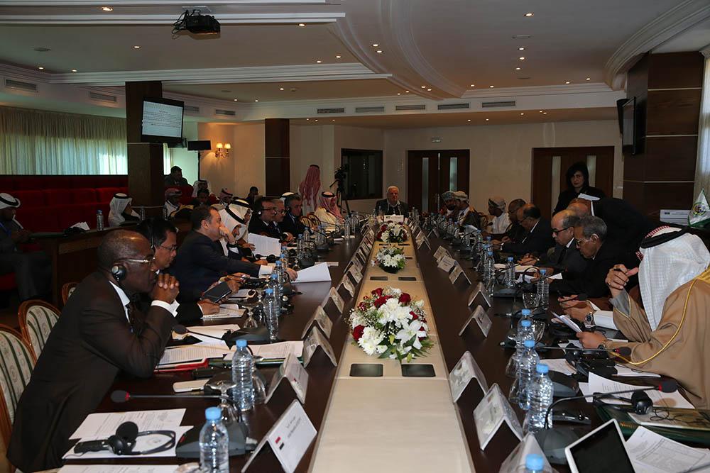 الاجتماع لجمعية الأمناء العامين