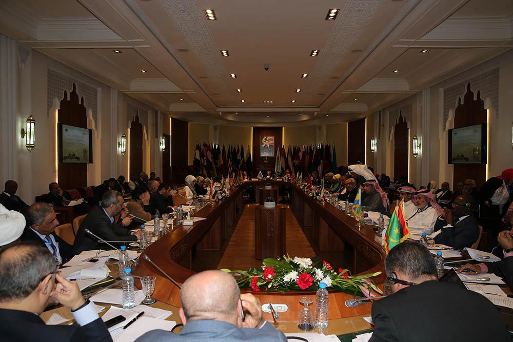 الاجتماع للجنة للشؤون السياسية والعلاقات الخارجية