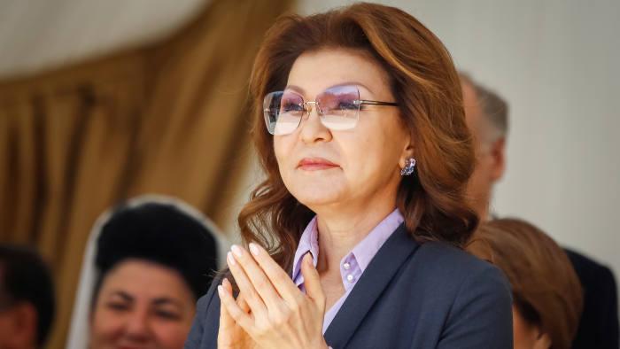 الأمين العام يهنئ رئيسة برلمان كازاخستان