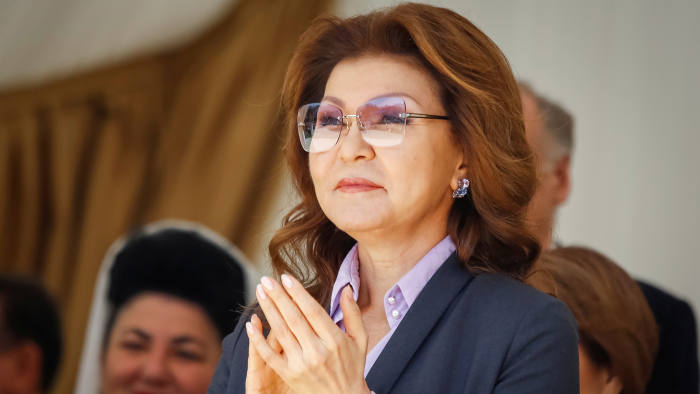 Secretary General Congratulates Speaker of Kazakh's Parliament