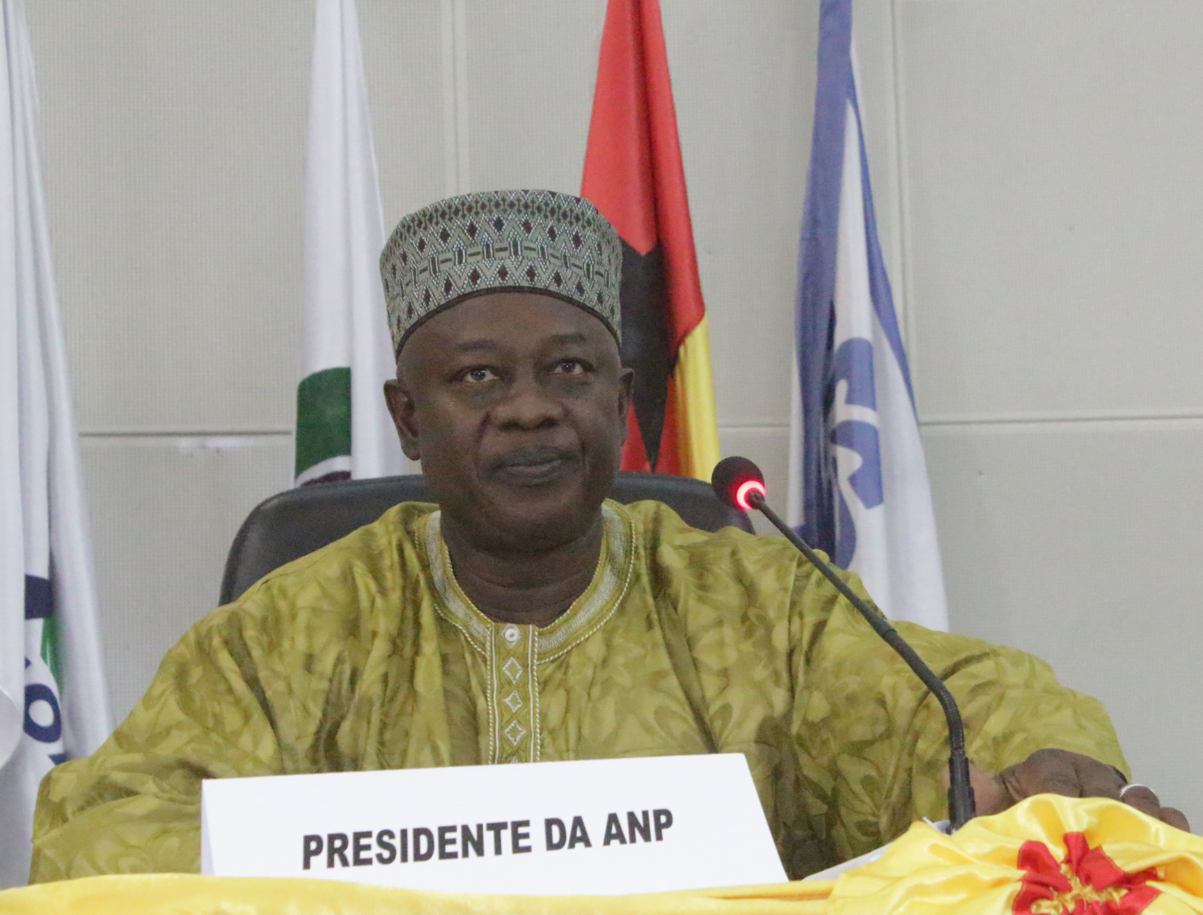 Secretary General's message to the Speaker of Guinea Bissau
