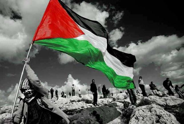 اتحاد المجالس يوزع رسالة المجلس الوطني الفلسطيني