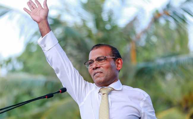 Message du Secrétaire Général au Parlement des Maldives