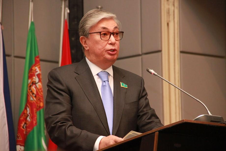 الأمين العام يهنئ رئيس کازاخستان