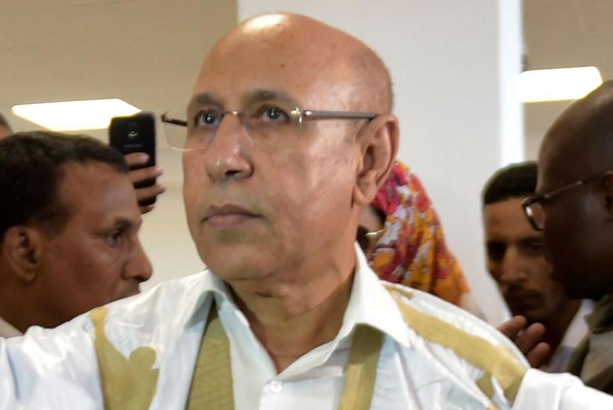 Le Secrétaire Général félicite le Président élu de la Mauritanie