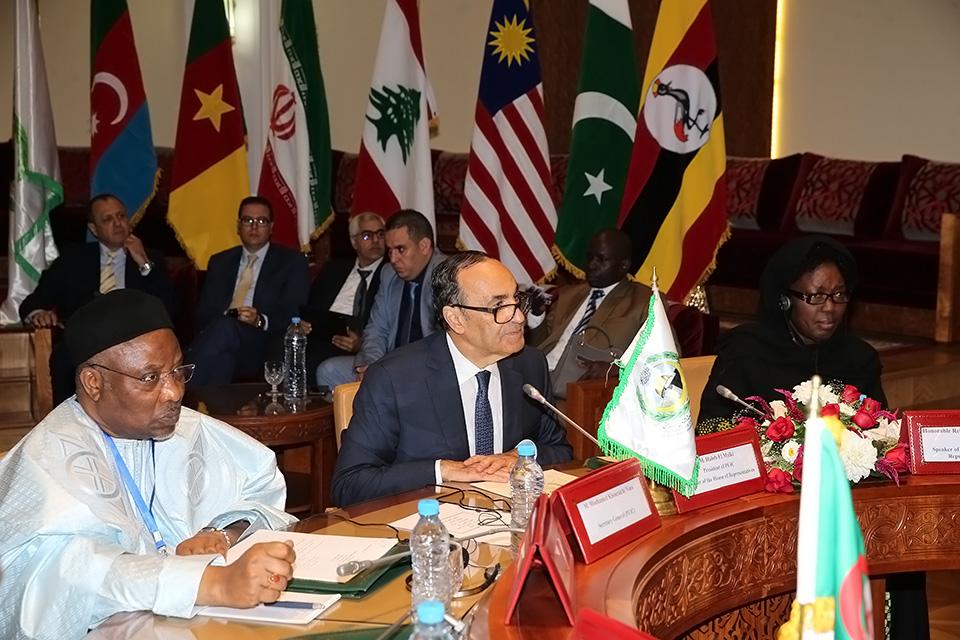 Photo| 3e Réunion Extraordinaire du Comité Exécutif de l'UPCI