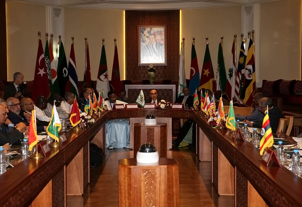 التقرير الصحفي للاجتماع الاستثنائي الثالث للجنة التنفيذية لاتحاد