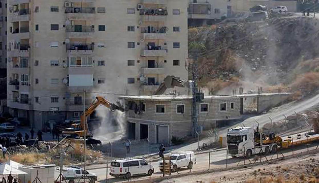 فى مواجهة حملة هدم المنازل: الفلسطينيون يدعون إلى مواقف دولية حاسمة