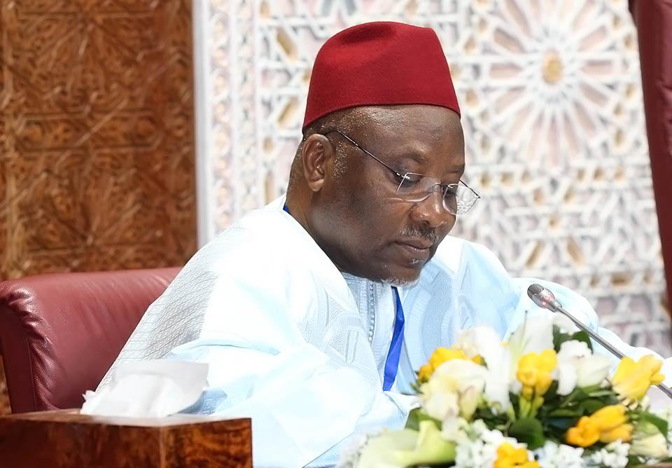 Le Secrétaire Général Félicite l'Oummah Islamique