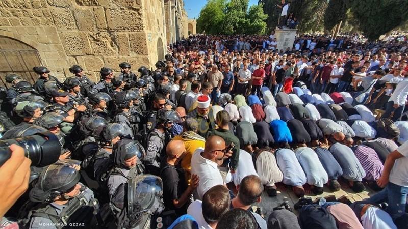 المطالبة بحماية دولية عاجلة للفلسطين