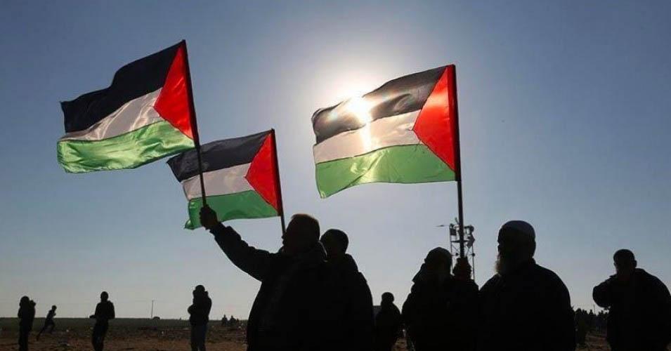 سليم الزعنون يدعو الى حماية حقوق الشعب الفلسطينى