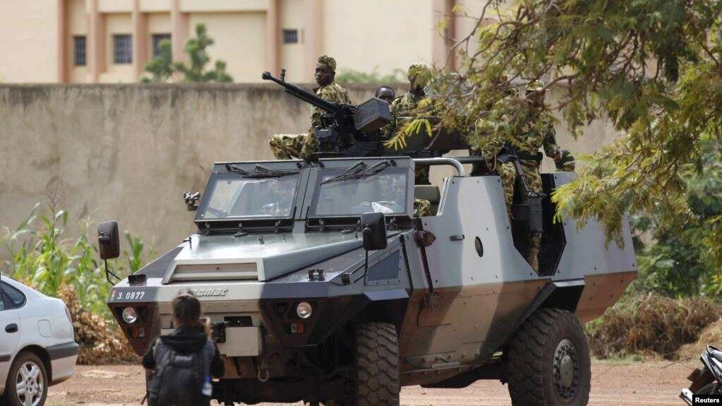 Le Secrétaire Général condamne les actes terroristes au Burkina Faso