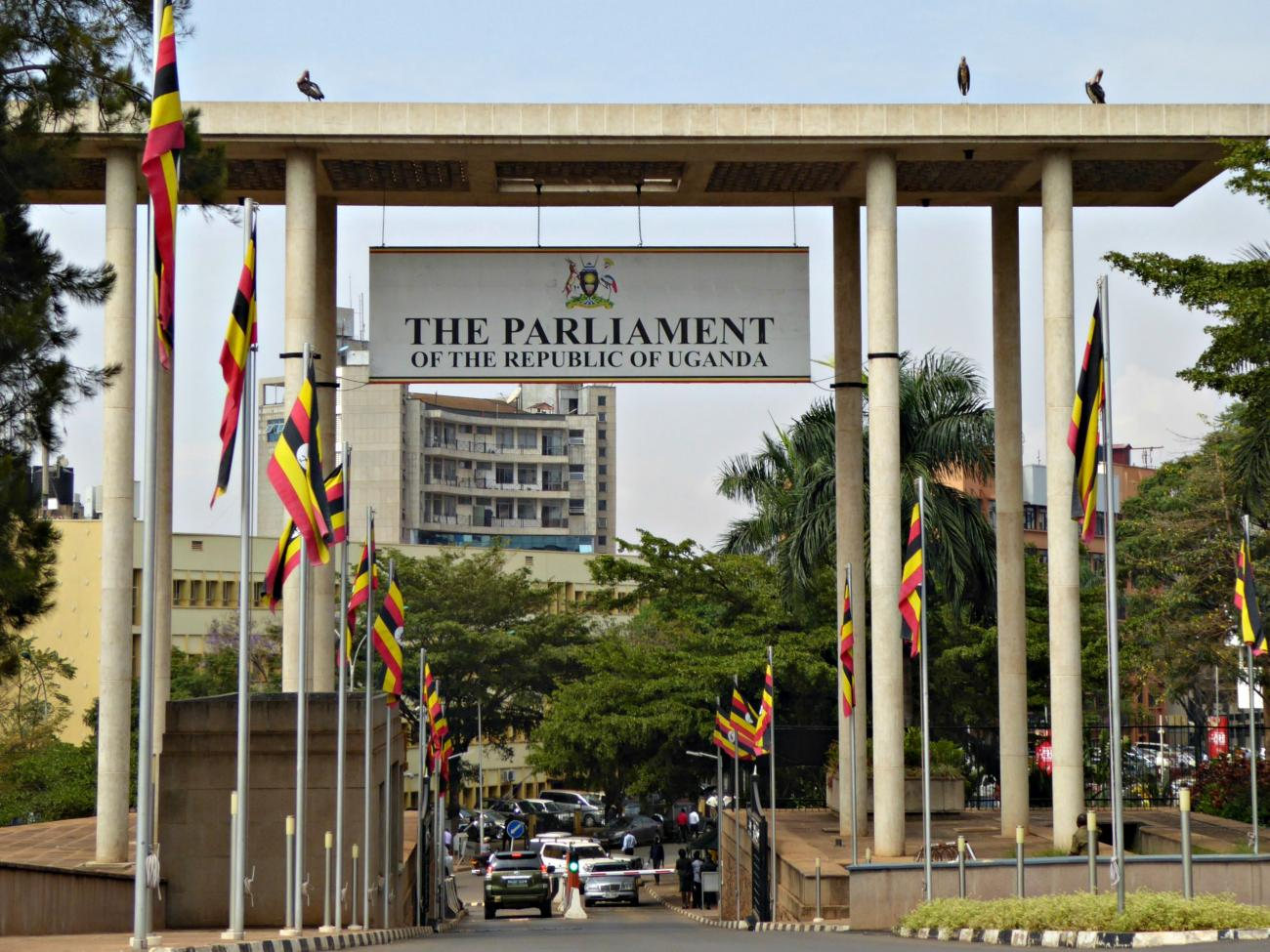 Kampala Hosts an Important Meeting
