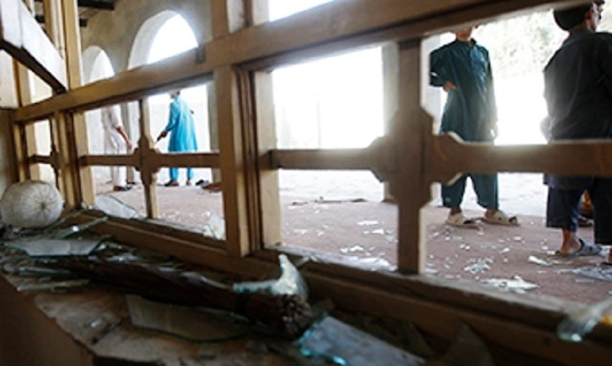 Secretary General Condemns the Bombings at the Nangarhar Mosque in Afghanistan