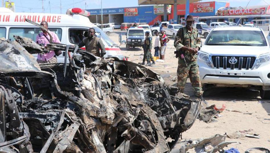 الاتحاد يدين التفجير الارهابى فى مقديشيو