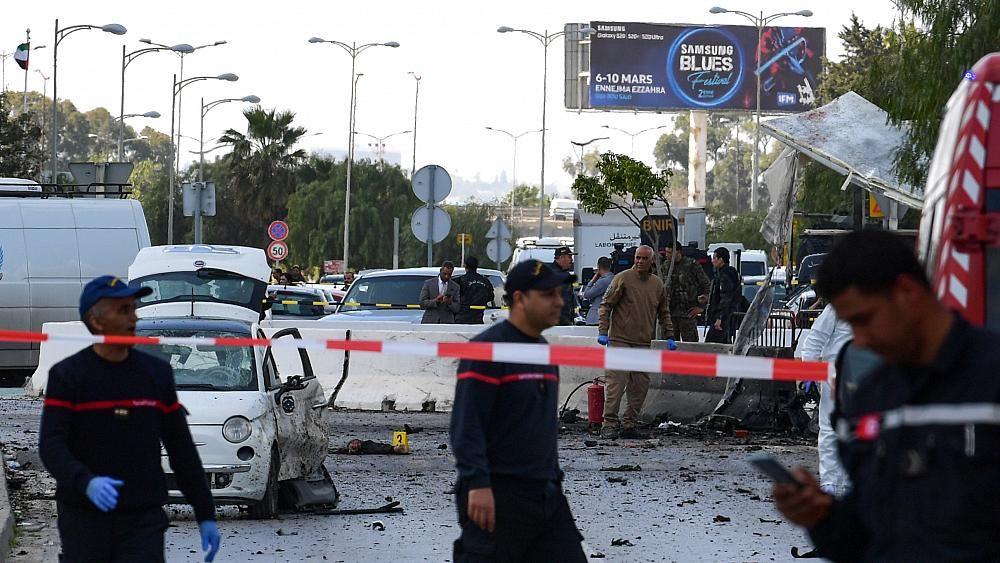 الأمين العام للاتحاد يدين العملية الإرهابية فى منطقة البحيرة بتونس