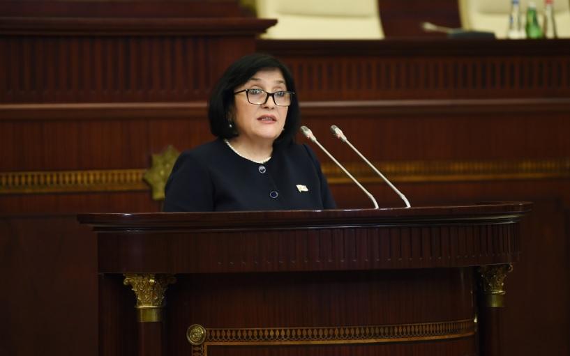 Message du Secrétaire Général au Président du Parlement azerbaïdjanais