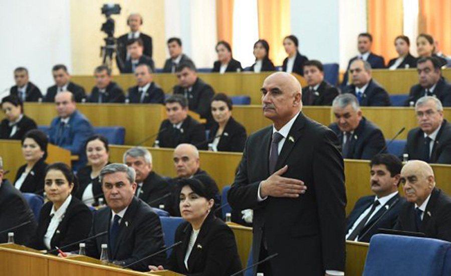 Secretary General Congratulates the Speaker of the Tajikistan Parliament