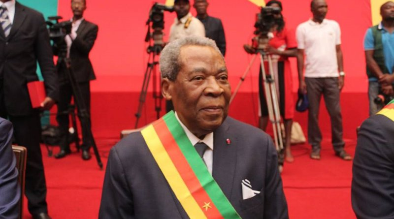 Message of Secretary General to the Speaker of Cameroon's Senate