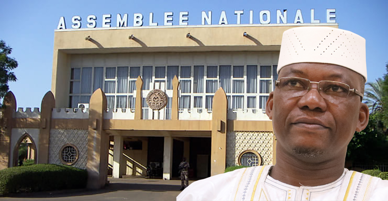 Le Secrétaire Général Félicite le Président de l'Assemblée Malienne