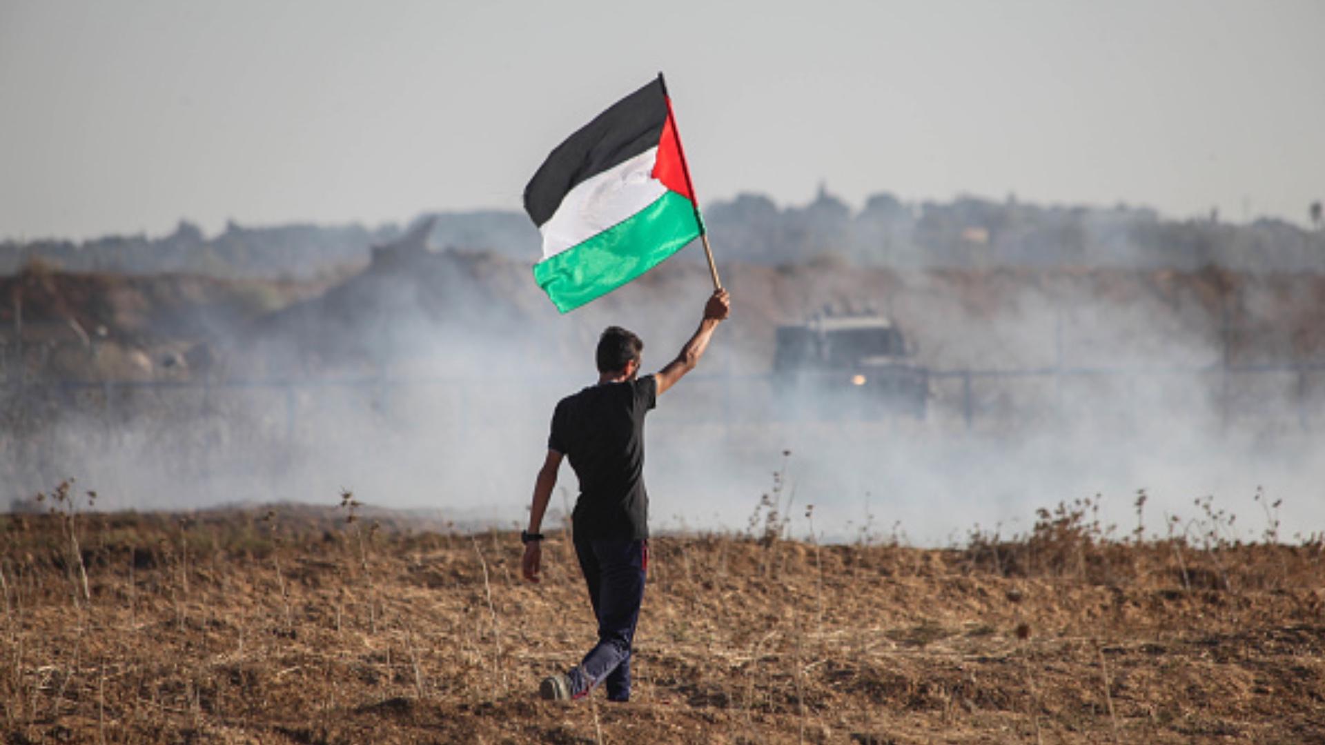 فلسطين تتخلى عن جميع الاتفاقات والتفاهمات مع العدو الصهيوني و امريكا