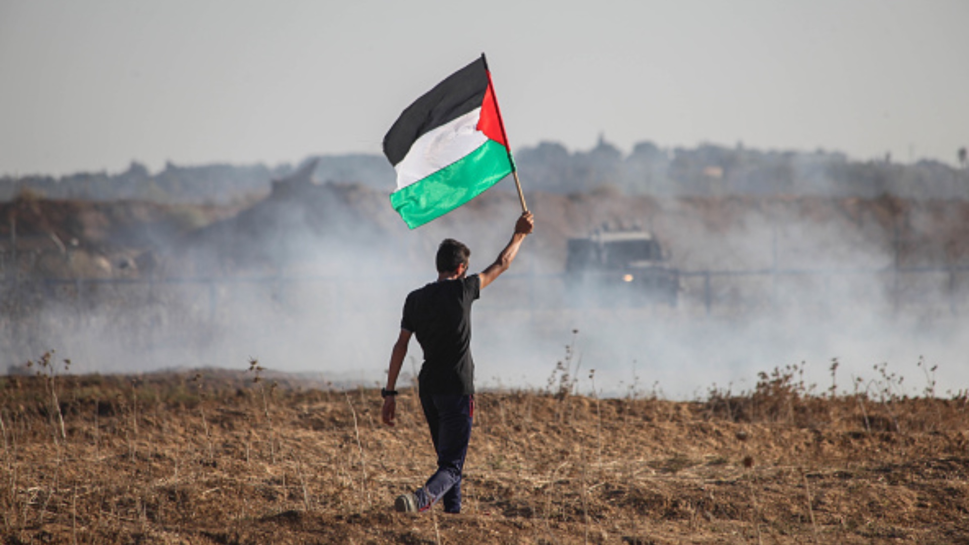 Palestine Abandons all Agreements and Understandings with the Zionist Enemy and America